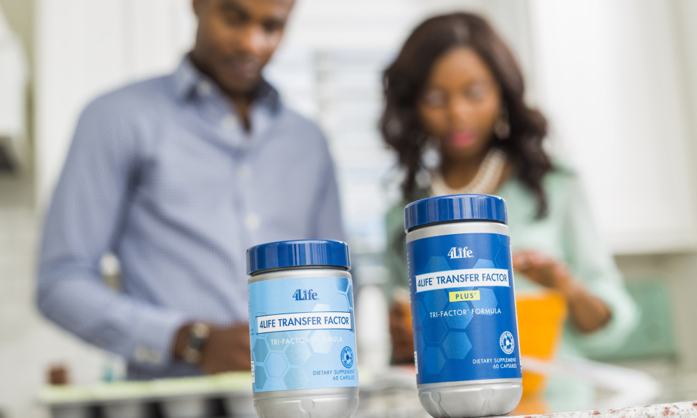 4Life Transfer Factor®: The Smart Choice for Good Health